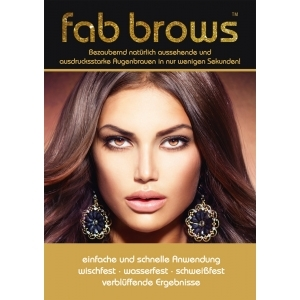Fab Brows Flyer