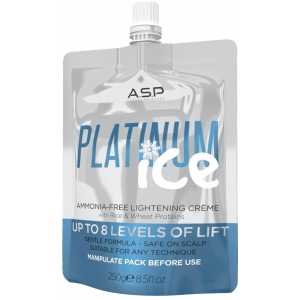 Platinum Ice Ammoniak-Free Blondiercreme