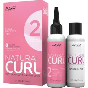 Affinage Natural Curl Perm + Fix
