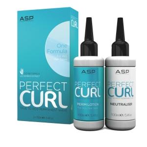Affinage Perfect Curl Perm + Fix