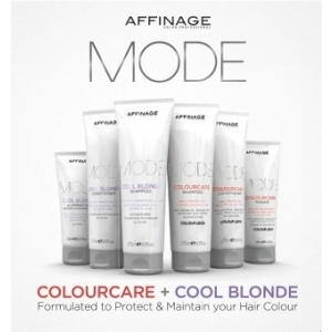 Affinage Cool Blond Color Care Brochure