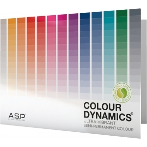 Colour Dynamics Swatch Chart