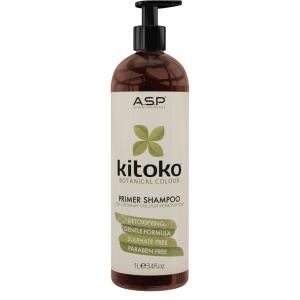 Kitoko Botanical Colour Shampoo