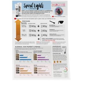 A.S.P. Spirit Lights Anwendungsflyer Din A5