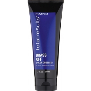 Total Results Brass Off Mask 200 ml