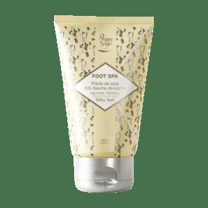 Samtweiche Füße Karitébutter/Zitrone-Bambus