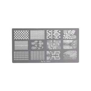 Stamping-Platte Nail art