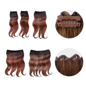 Clip in Weft Memory Hair 45 cm