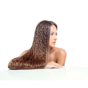 Hair Effect Schablonen-Set 3 Stück