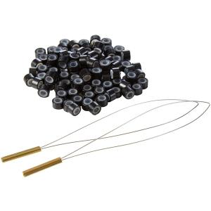 Micro Rings 100 Stück 2 pullers